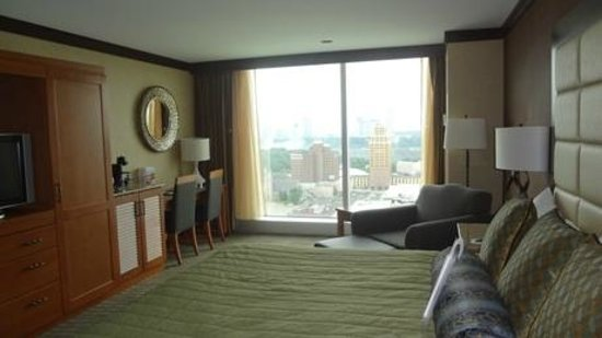 Seneca Niagara Resort & Casino: View from room