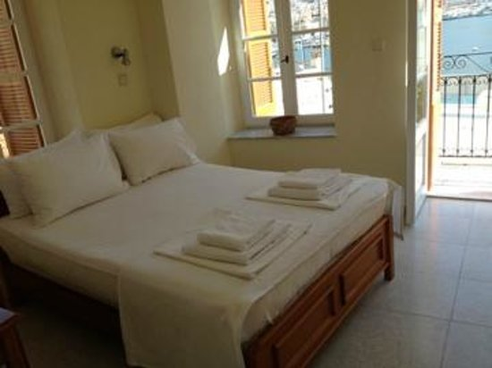 Hotel Archontiko: Room