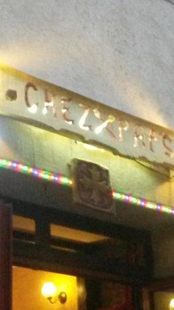 Chez Pap's