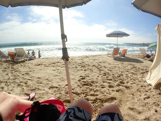 Pacific Edge Hotel on Laguna Beach: Perfection!!