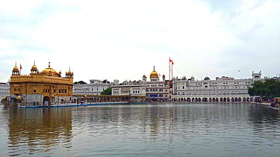 Temple d'or : Golden temple complex