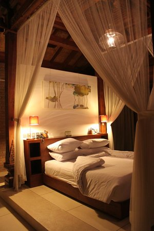 Dea Villas: Our Room in Villa Sati