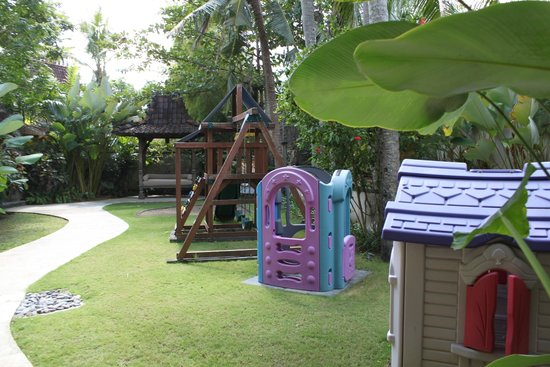 Dea Villas: The children's playground
