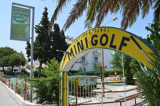 Faliraki Mini Golf