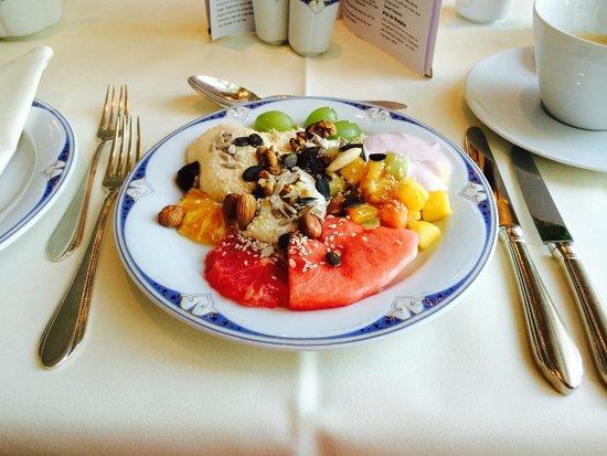 Travel Charme Kurhaus Binz: Mein Frühstück