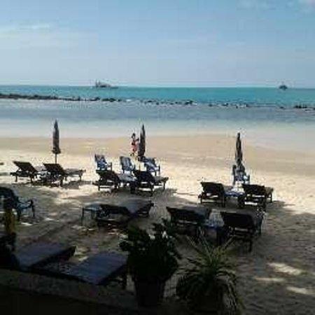 Chaweng Garden Beach Resort: Chaweng beach
