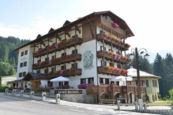 Hotel Bertelli: Hotel