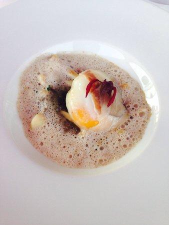 Restaurant SeaSens: Oeuf bio