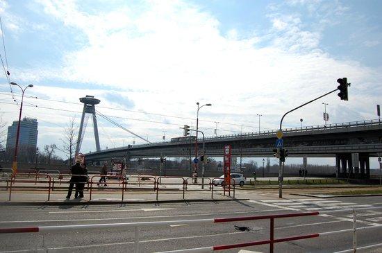 New Bridge (Novy Most): Мост