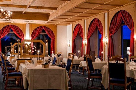 Waldhotel National: Restaurant Thomas Mann