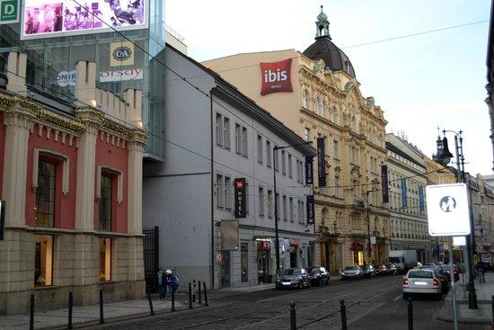Ibis Praha Old Town : номер