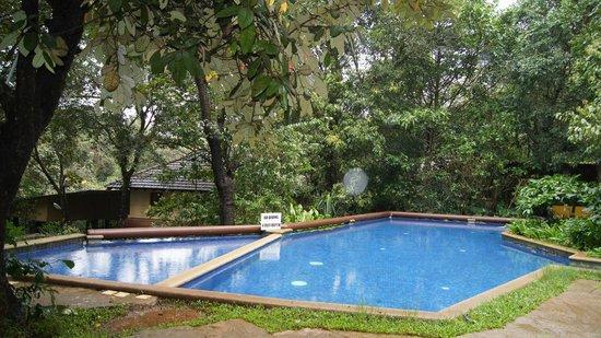 Club Mahindra Madikeri, Coorg: Non-Temperature-Controlled pool