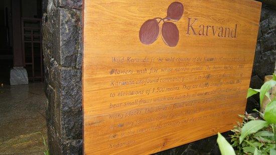 Club Mahindra Madikeri, Coorg: Karavand - our cottage, it houses 4 rooms