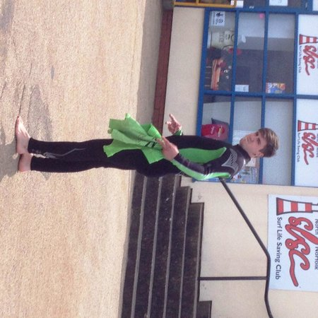 Croft House Cromer: Get kitted with the Surfing School