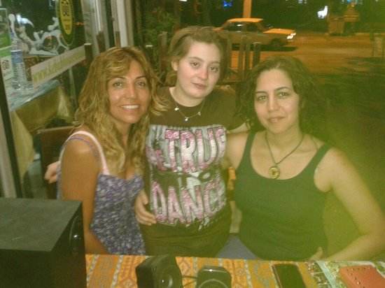 Mehmet and Ali Baba Kebab House : We loved this beautiful girl :)