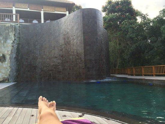 Hanging Gardens of Bali: Pool