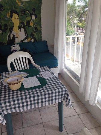 Caribo Cozumel: Salle a manger