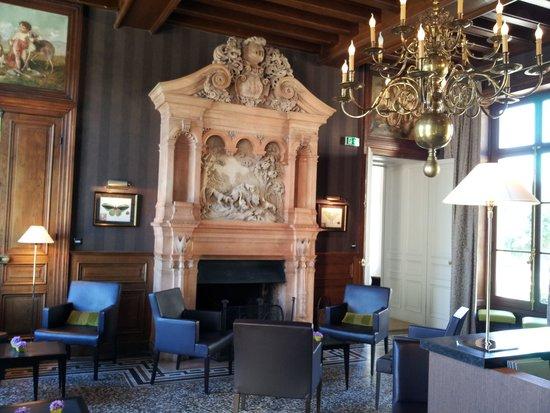 Château Sainte Sabine : Private bar for guests