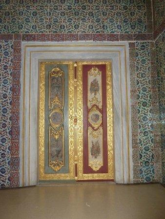 Topkapi Palace: двери