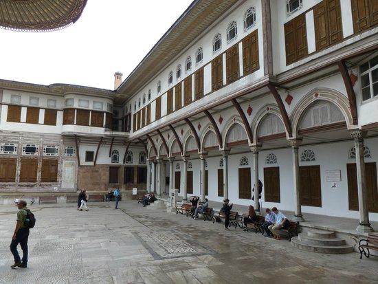 Topkapi Palace: жилье фавориток
