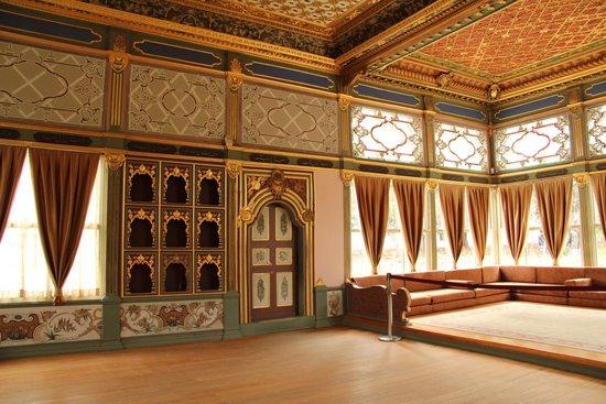 Topkapi Palace: роскошный павильон
