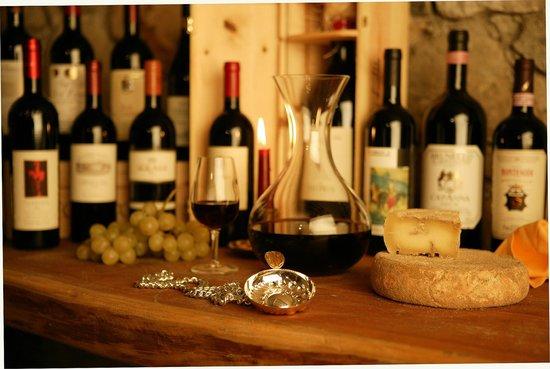 Hotel Bertelli: Selezione vini