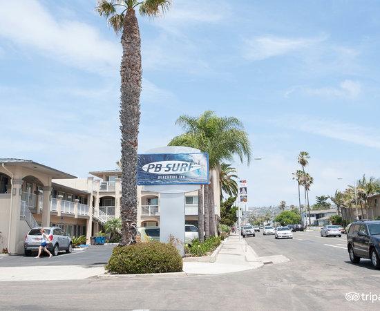 Pb surf beachside inn 2018 prices reviews photos san for Hotels 92109