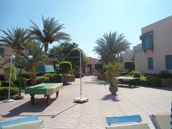 Zahabia Hotel and Beach Resort: территория