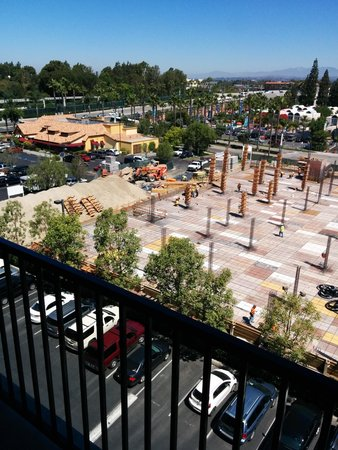 Fairfield Inn Anaheim Resort: Construction view