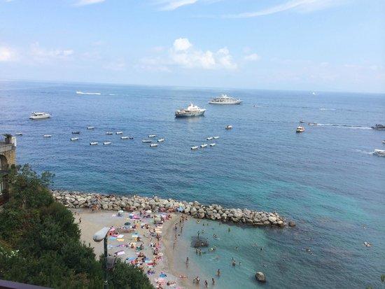 Capri Inn : Oda Manzara 2