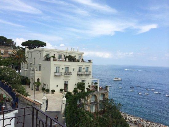 Capri Inn : Oda MAnzara 3