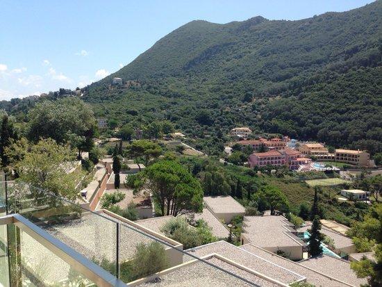 SENSIMAR Grand Mediterraneo Resort & Spa by Atlantica: Vue balcon chambre