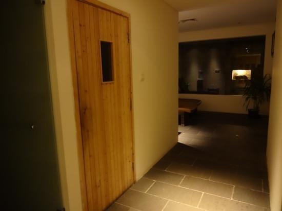 Padma Resort Legian : ドライサウナ
