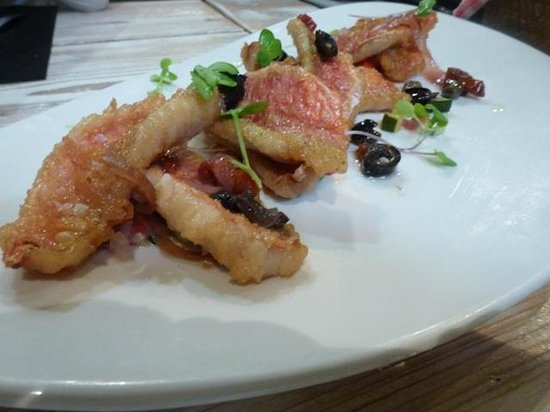 Photo of Tapas Restaurant Trenca Dish by Raul Aleixandre at Calle Pare Tosca, Valencia 46001, Spain