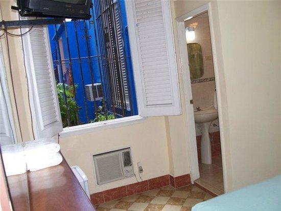 Casa Hilda y Alejandro: El patio desde la Habitacion