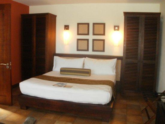 PALM Hotel & Spa: lit