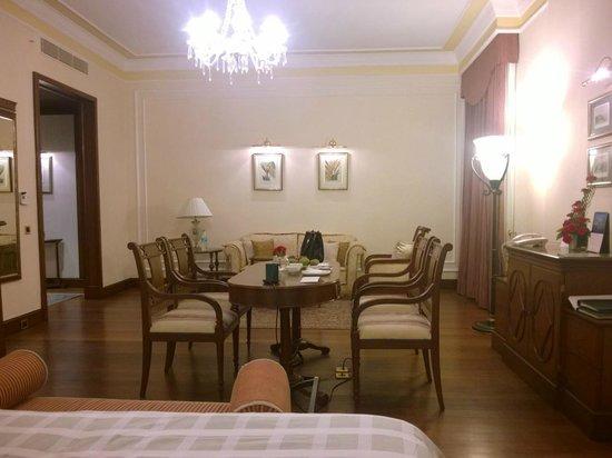 The Oberoi Grand: Suite