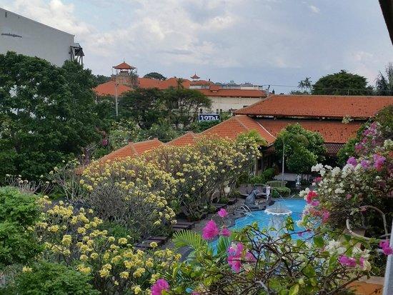 Febri's Hotel & Spa: View from Balcony 2