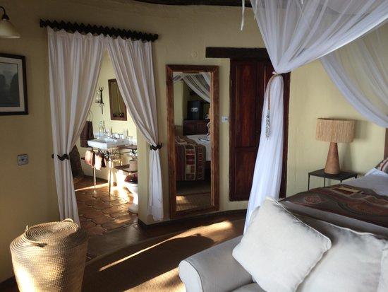 Tongabezi Lodge: River Cottage