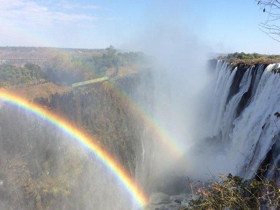 Tongabezi: Tour to Victoria Falls