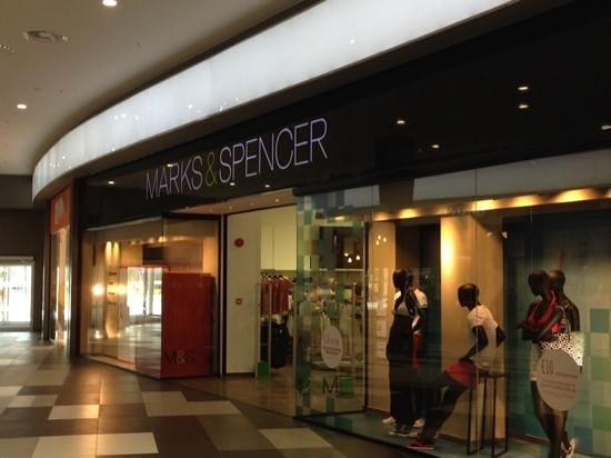 Kings Avenue Mall Marks Spencer