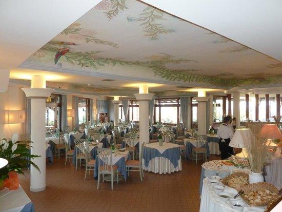 Hotel Palau: ristorante