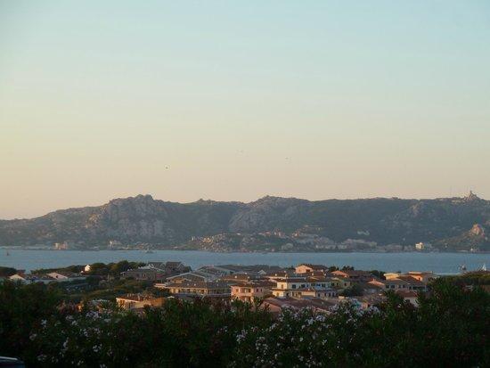 Hotel Palau: panorama