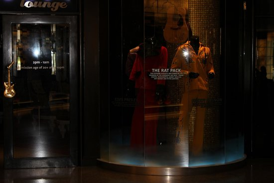 Hard Rock Hotel Pattaya : Hard rock showroom