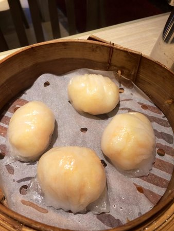Tim Ho Wan, the Dim-Sum Specialists: Steamed shrimp