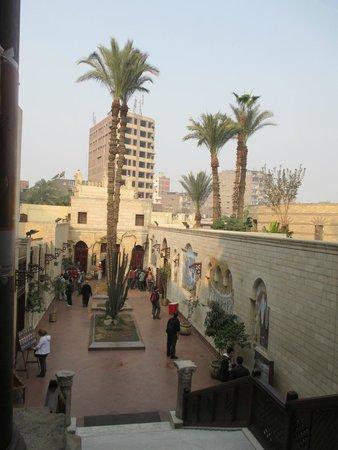 Hanging Church (El Muallaqa, Sitt Mariam, St Mary) : Hanging Church