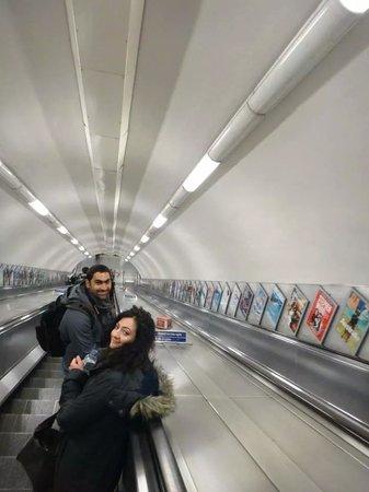 London Underground: Hellooo