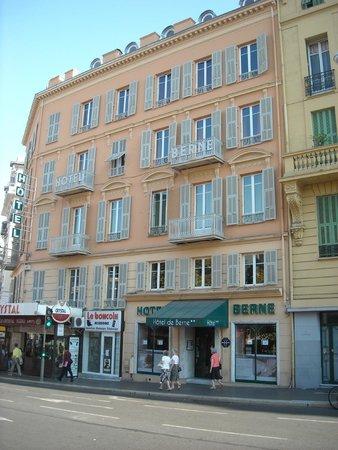 Hotel de Berne - Nice: отель