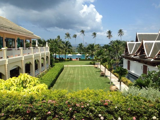 Sofitel Krabi Phokeethra Golf & Spa Resort : Garden view