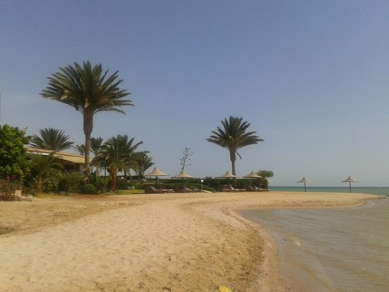 Movie Gate - Golden Beach Hotel: пляж - отлив